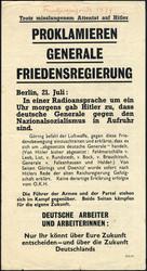 242092: Geschichte, Deutsche Geschichte, Antideutsche Propaganda bis 1933