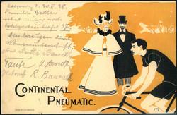 641020: Reklame/Werbung, Marken, Continental