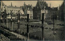 662408: III. Reich Propaganda, Veranstaltungen und Parteitage, Reichsparteitag 1936