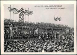 662402: III. Reich Propaganda, Veranstaltungen und Parteitage, Reichsparteitag 1933