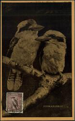 1750060: Australien - Engraved Issues