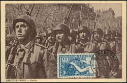 5790: Spanien - Zwangszuschlagsmarken