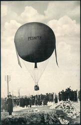 446820: Luftfahrt, Ballon, Ereignisse