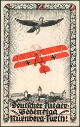 446520: Luftfahrt, Segelflug, Flieger