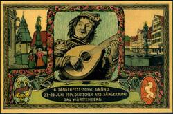 508010: Musik, Sänger, Gesangsvereine