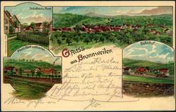 861540: Fahrzeuge, Eisenbahn, Bahnhoefe