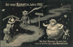 962030: Weltraum, Himmelskoerper, Kometen