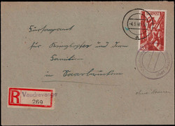 10350020: Saarland - Stempel