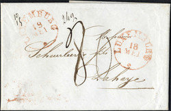 4210: Luxembourg - Pre-philately