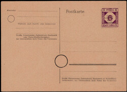 940: German Local Issue Goerlitz - Postal stationery