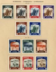 3555: Italienische Kolonien Allgemeine Ausgaben - Sammlungen