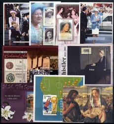 7620: Sammlungen und Posten Australische Staaten - Sammlungen