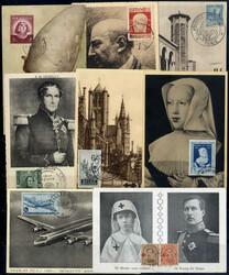 7650: Sammlungen und Posten Motive - Briefe Posten