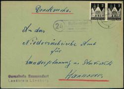 102120: Deutschland West, Plz Gebiet W-21, 212 Lüneburg