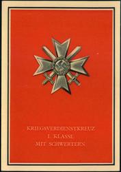 661200: III. Reich Propaganda, Orden,
