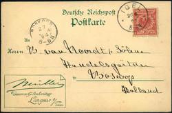 105500: Deutschland West, Plz Gebiet W-55, 550 Trier