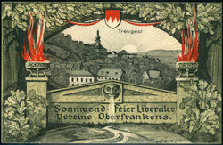108650: Deutschland West, Plz Gebiet W-86, 865 Kulmbach