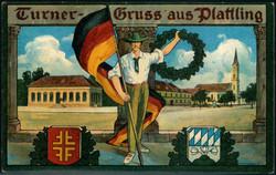 108350: Deutschland West, Plz Gebiet W-83, 835 Plattling
