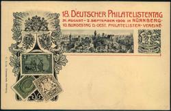 992030: Topographie, Deutschland PLZ Gebiet 6000, Philatelie