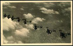 441098: Luftfahrt, Militärische Flugzeuge bis WK-II, sonstige Flugzeuge