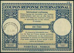 4710: Norwegen - Internationaler Antwortschein