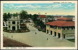 4885: Panama - Postkarten