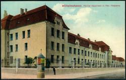 482024: Militär, WK I, Kasernen Bunker