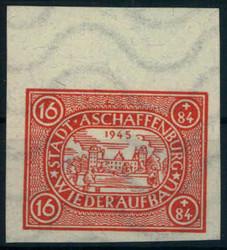 750: Deutsche Lokalausgabe Aschaffenburg