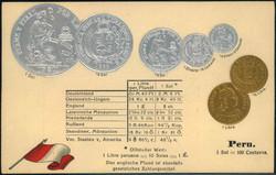 4915: Peru - Postkarten