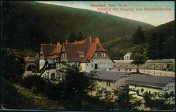 116050: Germany East, Zip Code O-60, 605- 606 Suhl Land - Picture postcards