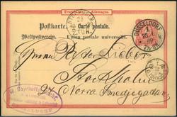 104001: Deutschland West, Plz Gebiet W-40, 400 Düsseldorf