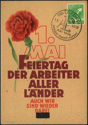 241860: Geschichte, Politik, Arbeiterbewegung - 1. Mai