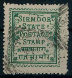 3235: Indien Staaten Sirmur