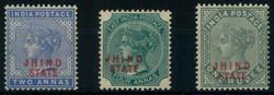 3170: Indien Staaten Jind Feudalstaat