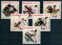 4460: Mosambik