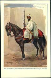160: Deutsche Auslandspost Türkei - Postkarten