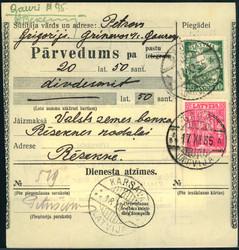 4145: Lettland