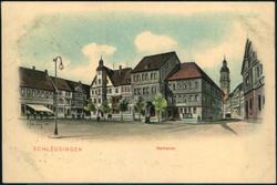 116050: Deutschland Ost, Plz Gebiet O-60, 605- 606 Suhl Land - Postkarten