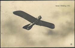 440640: Luftfahrt, Militärische Flugzeuge bis WK-I, Deutsche Flugzeuge