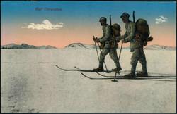481020: Militär, bis WK I, bis WK-II