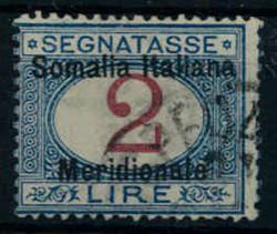 3580: Italienisch Somaliland - Ganzsachen