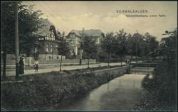 116080: Deutschland Ost, Plz Gebiet O-60, 608- 609 Schmalkalden - Postkarten