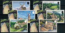 24010: Architektur, Windmühlen, allgemein