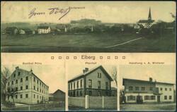 108340: Deutschland West, Plz Gebiet W-83, 834 Pfarrkirchen- Niederbay.