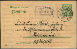 108050: Deutschland West, Plz Gebiet W-80, 805 Freising