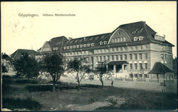 107320: Deutschland West, Plz Gebiet W-73, 732-733 Göppingen