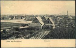 108540: Deutschland West, Plz Gebiet W-85, 854 Schwabach