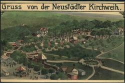 108530: Deutschland West, Plz Gebiet W-85, 853 Neustadt a.d. Aisch