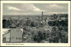 106230: Deutschland West, Plz Gebiet W-62, 623 Frankfurt 80