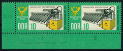 214020: Postgeschichte, Tag der Briefmarke, Deutschland nach 1945